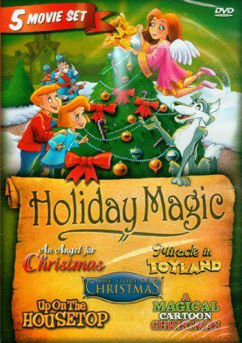 HOLIDAY MAGIC (Magical Cartoon Christmas, An Angel for Christmas