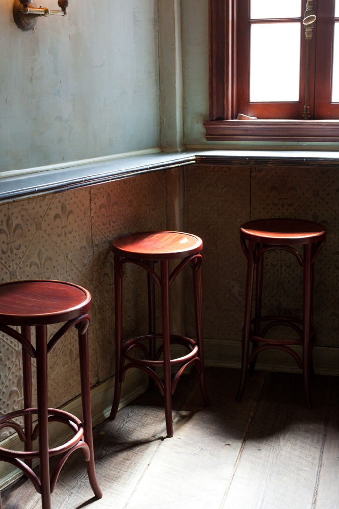 love the stools!