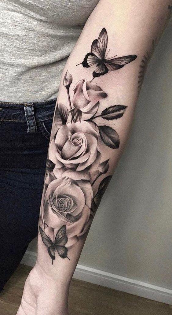 Sexy Tattoo-Idee –  Wir möchten ein wunderschönes Tattoo wie dieses, das wir n…