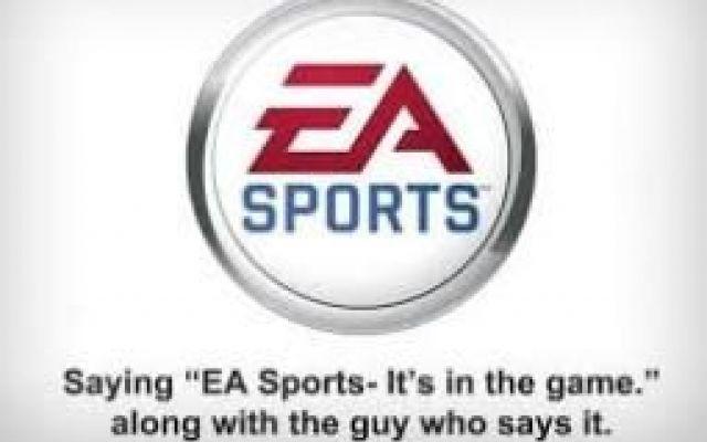 """IL SIGNOR """"EA SPORTS IT'S IN THE GAME"""" HA UN NOME ED UN VOLTO. GUARDA CHI E'... #easport #electronicarts #fifa15"""