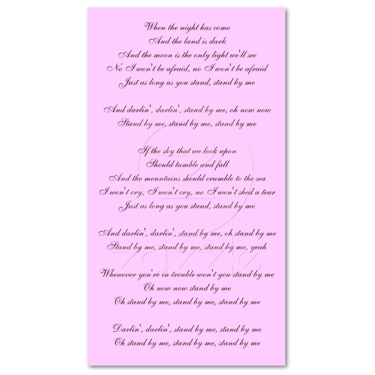 Mother Son Song For Wedding: Mother Son In Law/ Father Daughter Song...Stand By Me 3rd