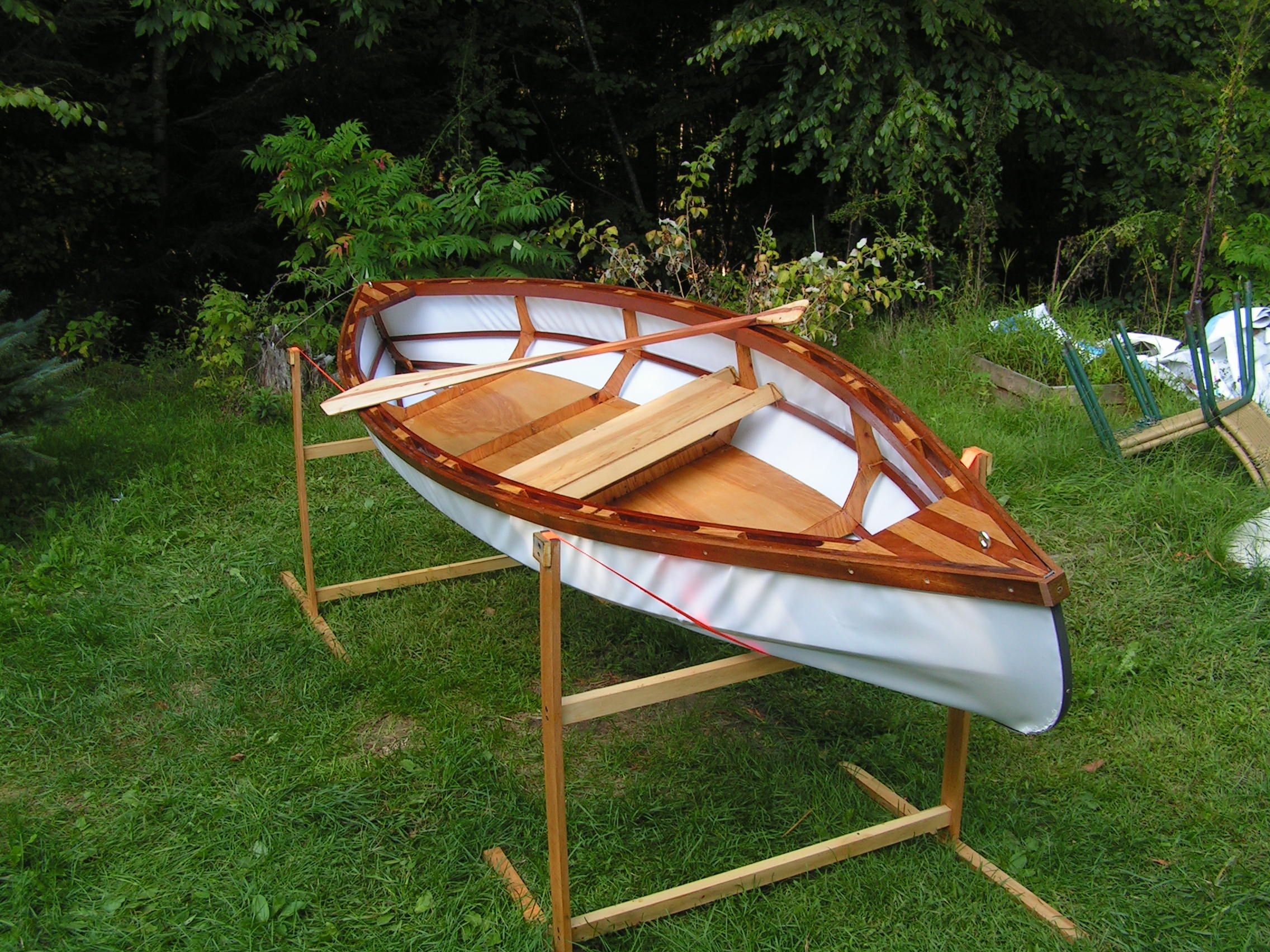 234 best wood canoe images on Pinterest | Wood boats, Wooden boats ...