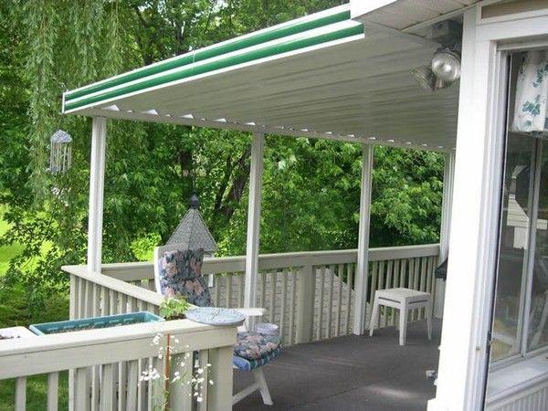 aluminum patio roof repair