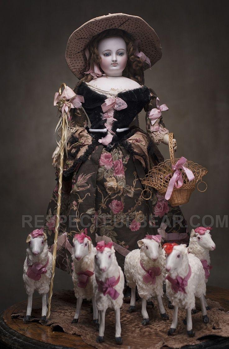 Старые фарфоровые куклы. Обсуждение на LiveInternet ...