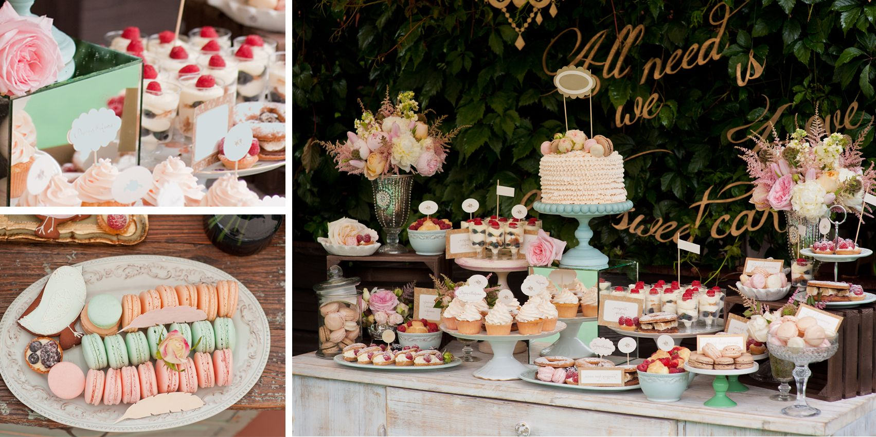 Wedding Trends Cyprus—Candy Bars, by Isaia Xoreve