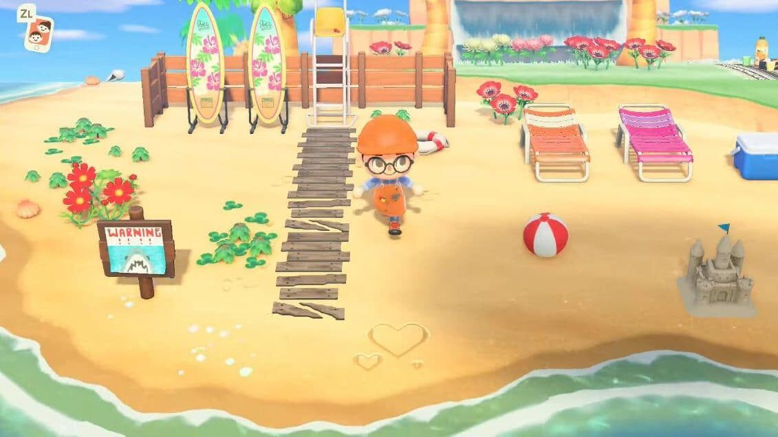 Ideas To Design Beautiful Beaches On Your Animal Crossing Island New Horizons Igamesnews Igamesnews Animal Crossing New Animal Crossing Animal Crossing Qr