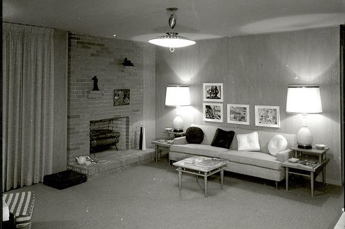 1950s living room pictures living room dallas 1950 39 s - 1950 s living room decorating ideas ...