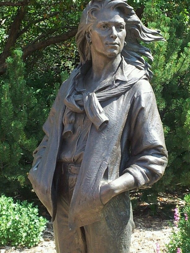 Loveland Co. Sculpture park. Worth a visit!