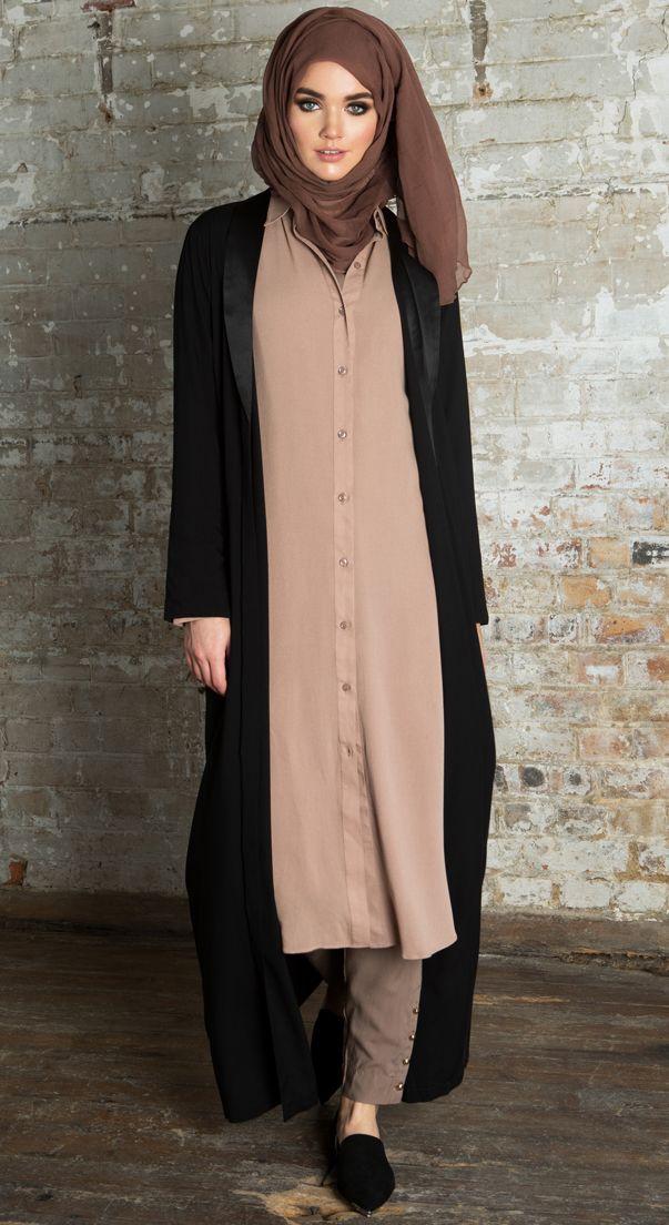 Slip Dresses   Hijab fashion, Fashion, Abaya fashion