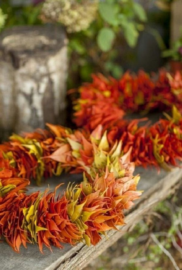 Coole Herbstdeko aus Zapfen, Laub und Eicheln basteln: 24 Inspirationen, die euch bezaubern werden #herbstdekobastelnnaturmaterialien Coole Herbstdeko...