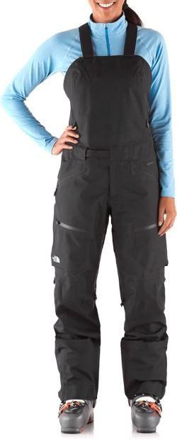 78ff6e9cfa47c The North Face Women s Fuse Brigandine Bib Snow Pants Tnf Black Fuse XS