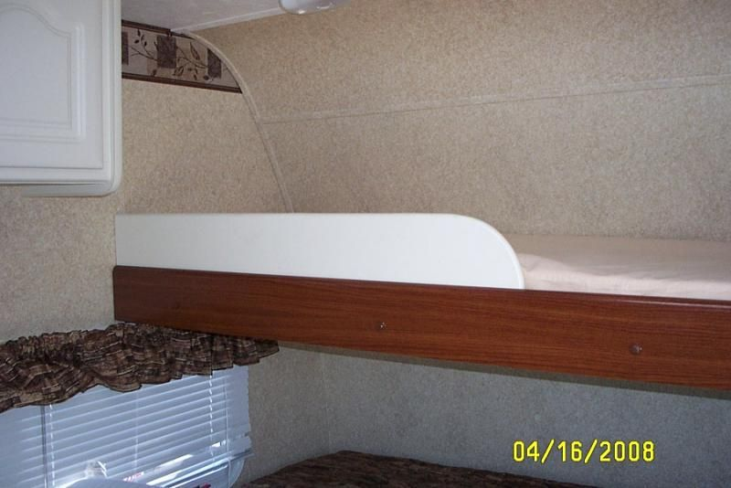 Bunk Bed Rail Outback Modifications Gallery Outback Rv Owners