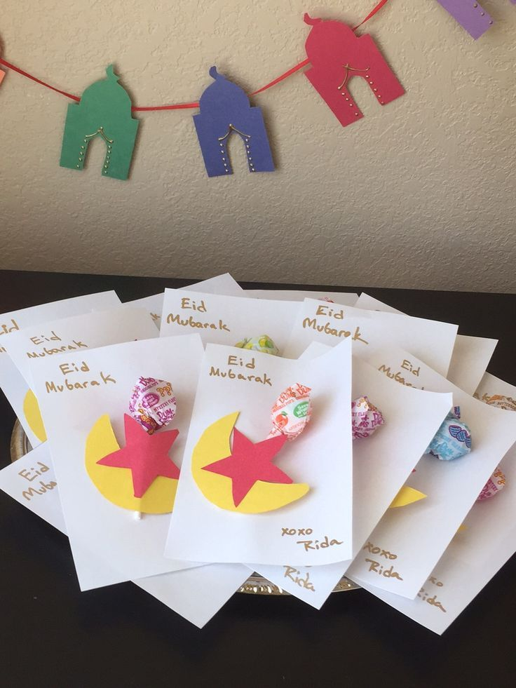 Craft Ideas For Little Kids Part - 46: Adorable Eidi (Eid Gift) Idea For Little Kids. Absolutely Love It.