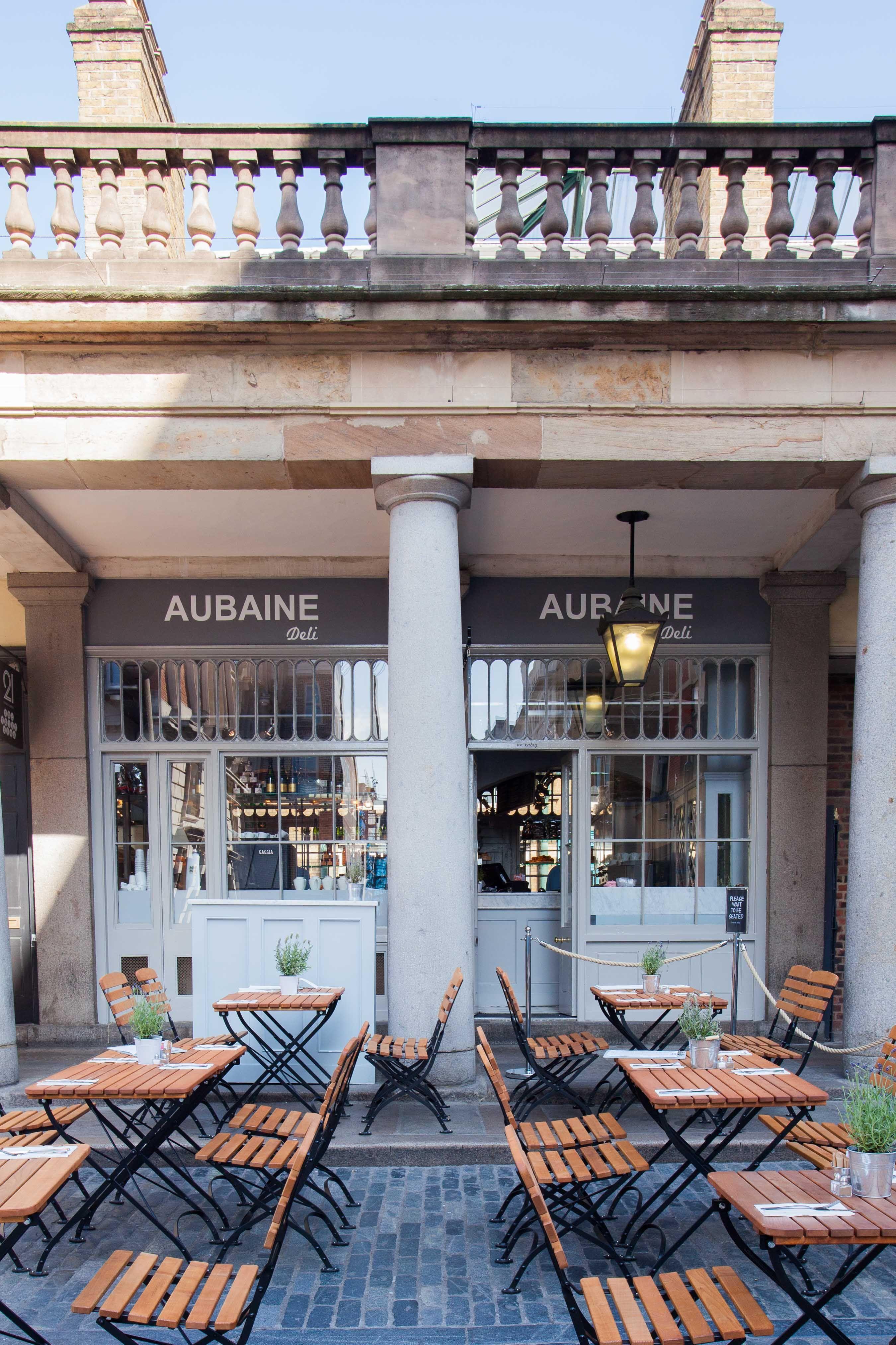 New menu alert! 📣 We have launched a new menu at Aubaine