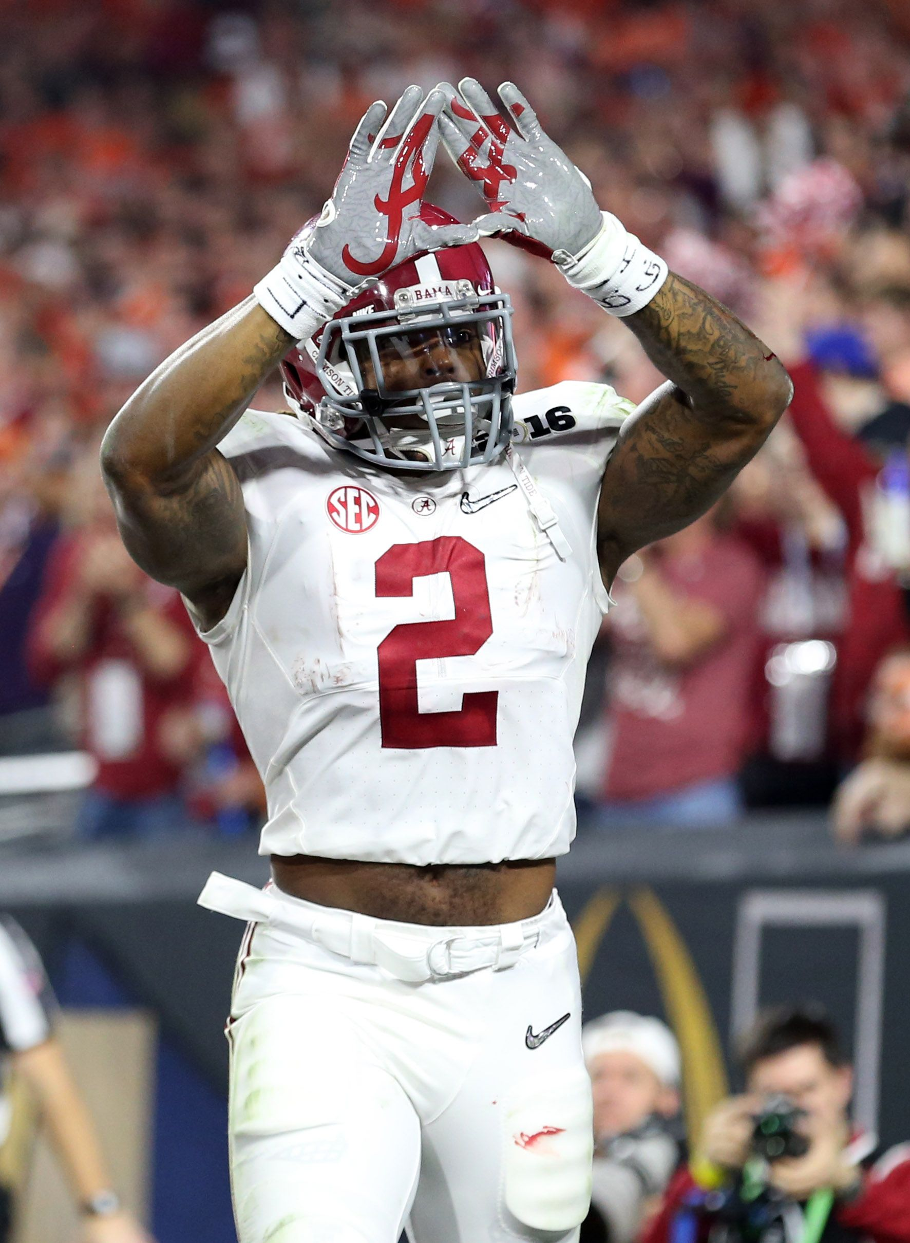HD Derrick Henry wallpaper   Alabama crimson tide football ...