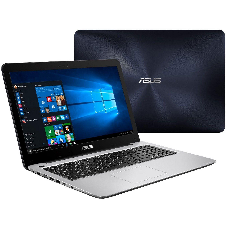 Laptop Asus K556uq Dm801d Intel Core I7 7500u Ram 16gb Ddr4