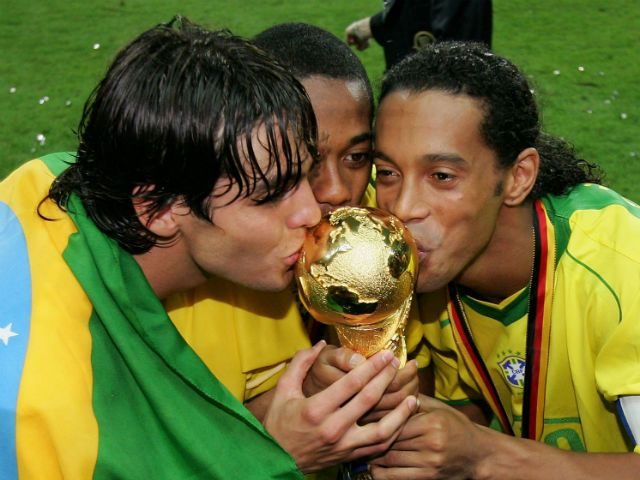 Brasil 4x1 Argentina Copa Das Confederacoes Ronaldinho Gaucho Sobre Futebol Futebol