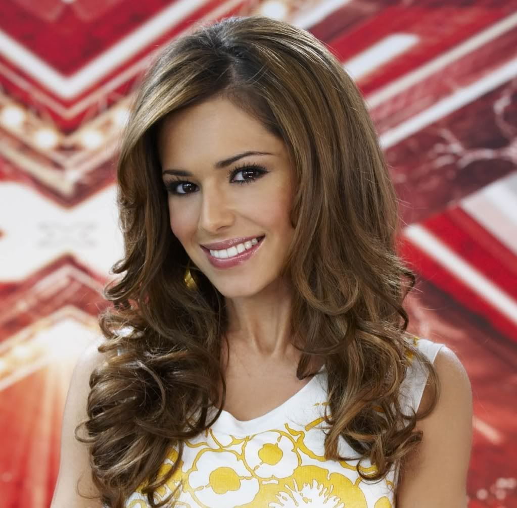 Cheryl Cole Wedding Hairstyle: I Want Cheryl Cole's Hair!