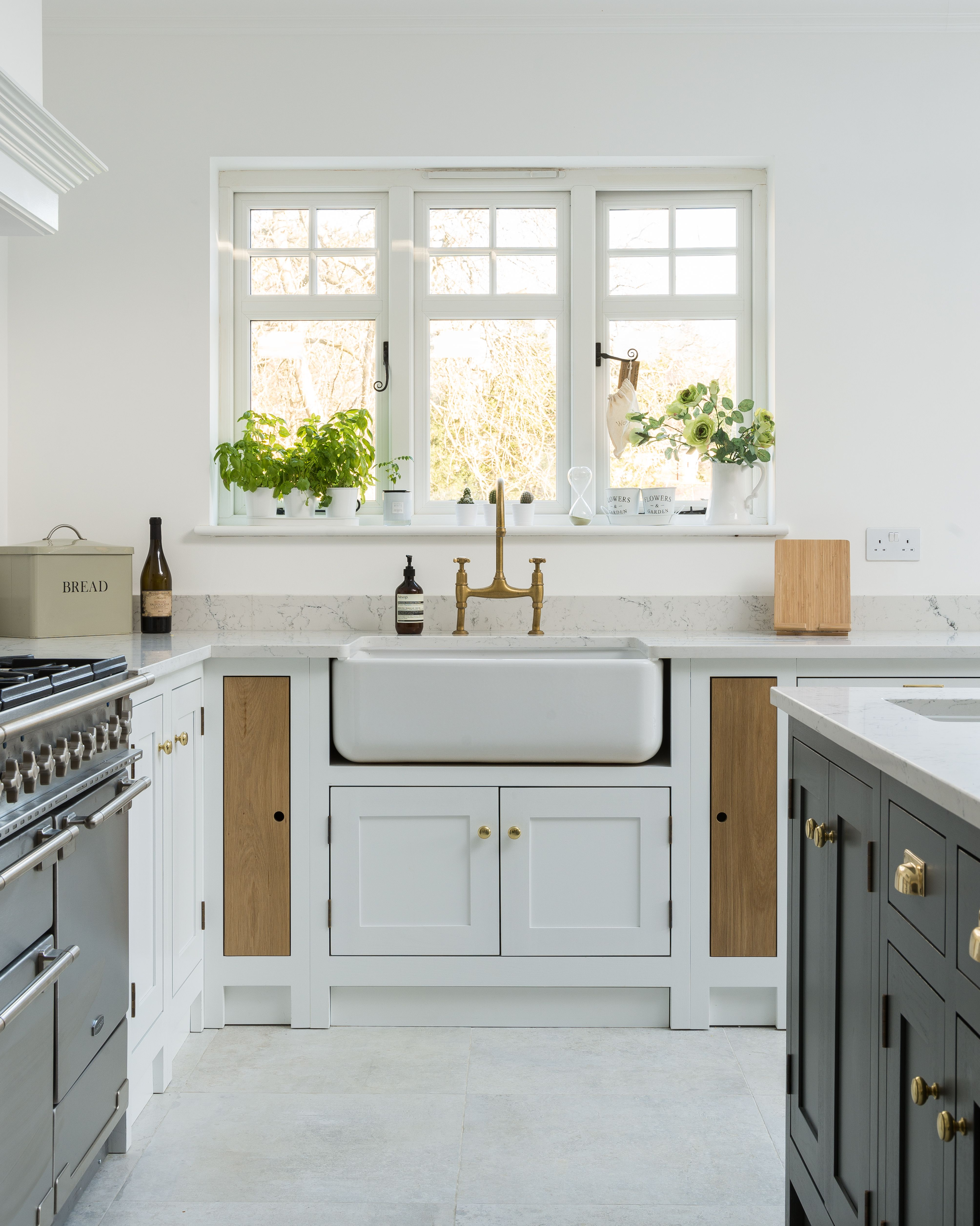 Pin By Gail Taylor On New Build Shaker Style Kitchens Kitchen