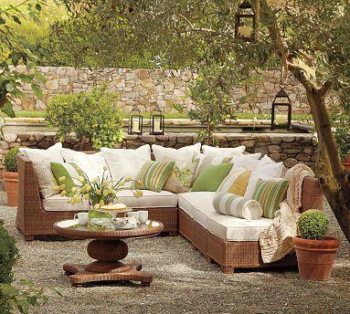 Pottery Barn Outdoor Garden Furniture Pottery Barn Outdoor