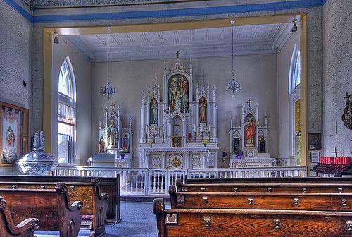 Holy Family Catholic Church Jerome Az Holy Family Catholic Place Of Worship Catholic Church