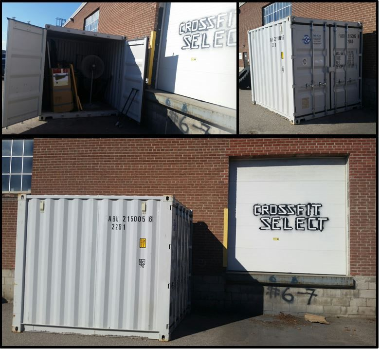 Crossfit Select Enjoy Your New Storage 10 Storage Container Container Storage Containers System