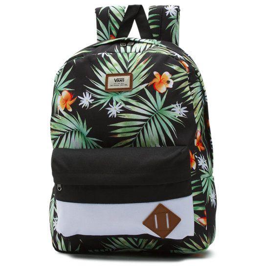 2d2a048547 Old Skool II Backpack | Vans | ~fits in 2019 | Vans backpack, Vans ...