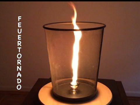 Feuertornado Selber Erzeugen Diy How To Make A Fire Tornado