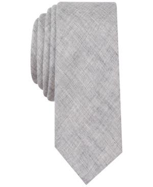 557202ae4c1e Original Penguin Men's Norwood Solid Slim Tie - Gray   Products ...