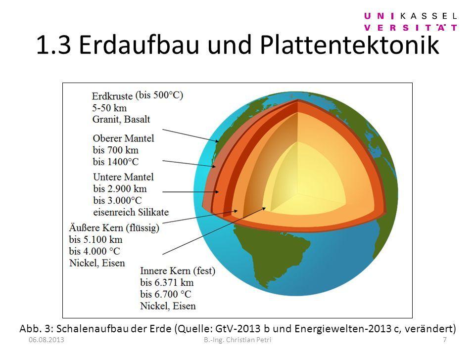 1.3+Erdaufbau+und+Plattentektonik.jpg (960×720) | Schule | Pinterest ...