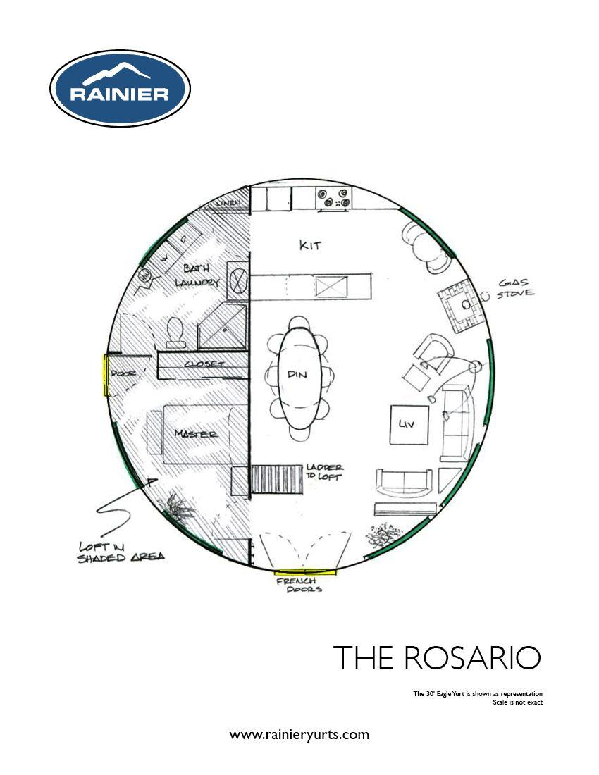 TheRosario Rainer Yurts