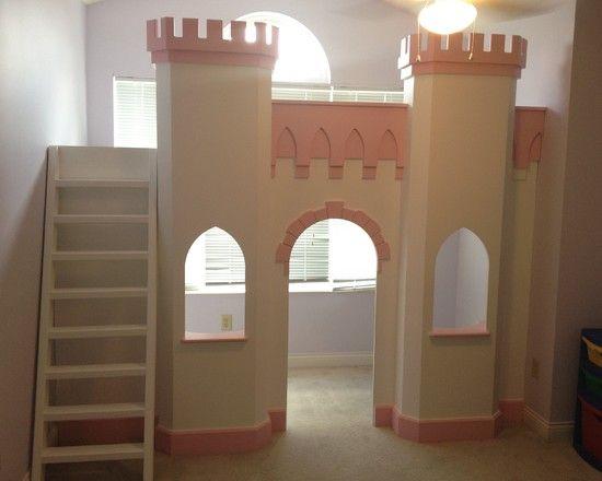 Floating bunk bed design pictures remodel decor and for Floating loft bed designs