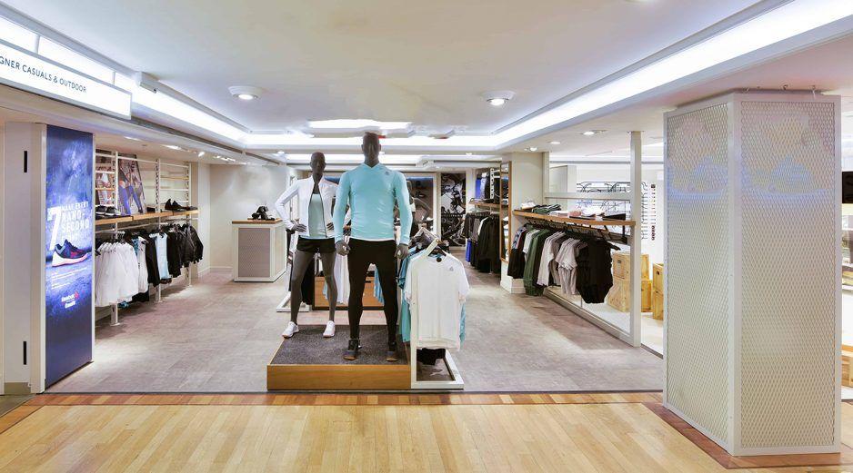 Custom Boutique Men Clothing Store Design Retail Fashion Menswear Shop Interior Design Ide In 2020 Clothing Store Interior Store Design Boutique Store Design Interior