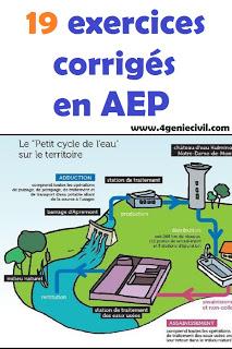 19 Exercices Corriges Alimentation En Eau Potable Pdf Modern Architecture Building Autocad Civil Engineering