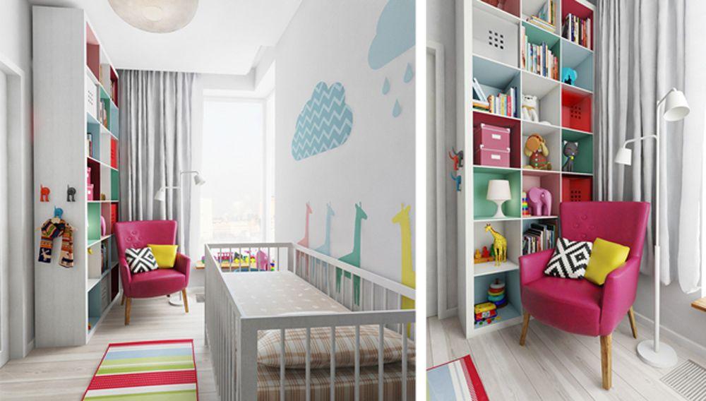 мебель для детской комнаты Икеа фото