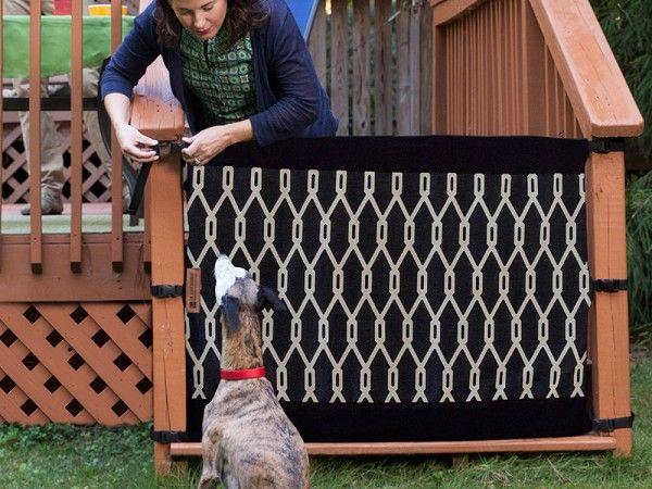 Dog · The Stair Barrieru0027s Indoor/outdoor ...
