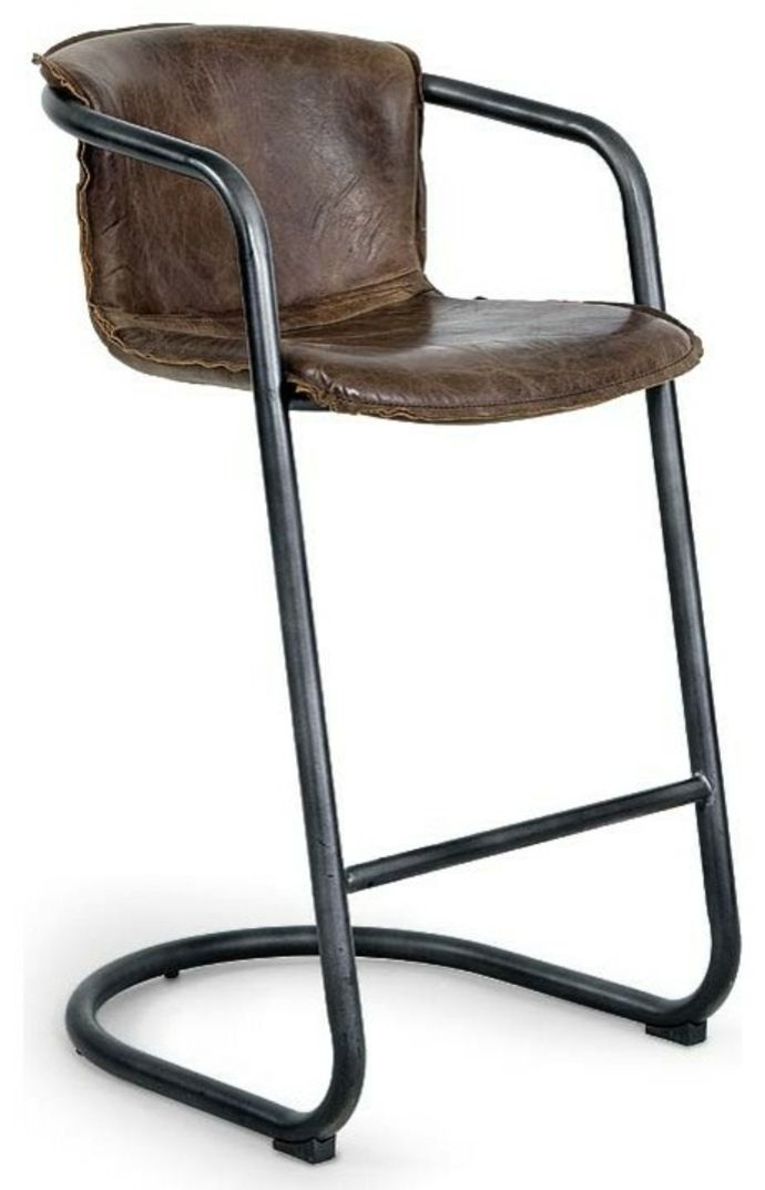 Industrieller barhocker home pinterest bar stool for Exclusive barhocker