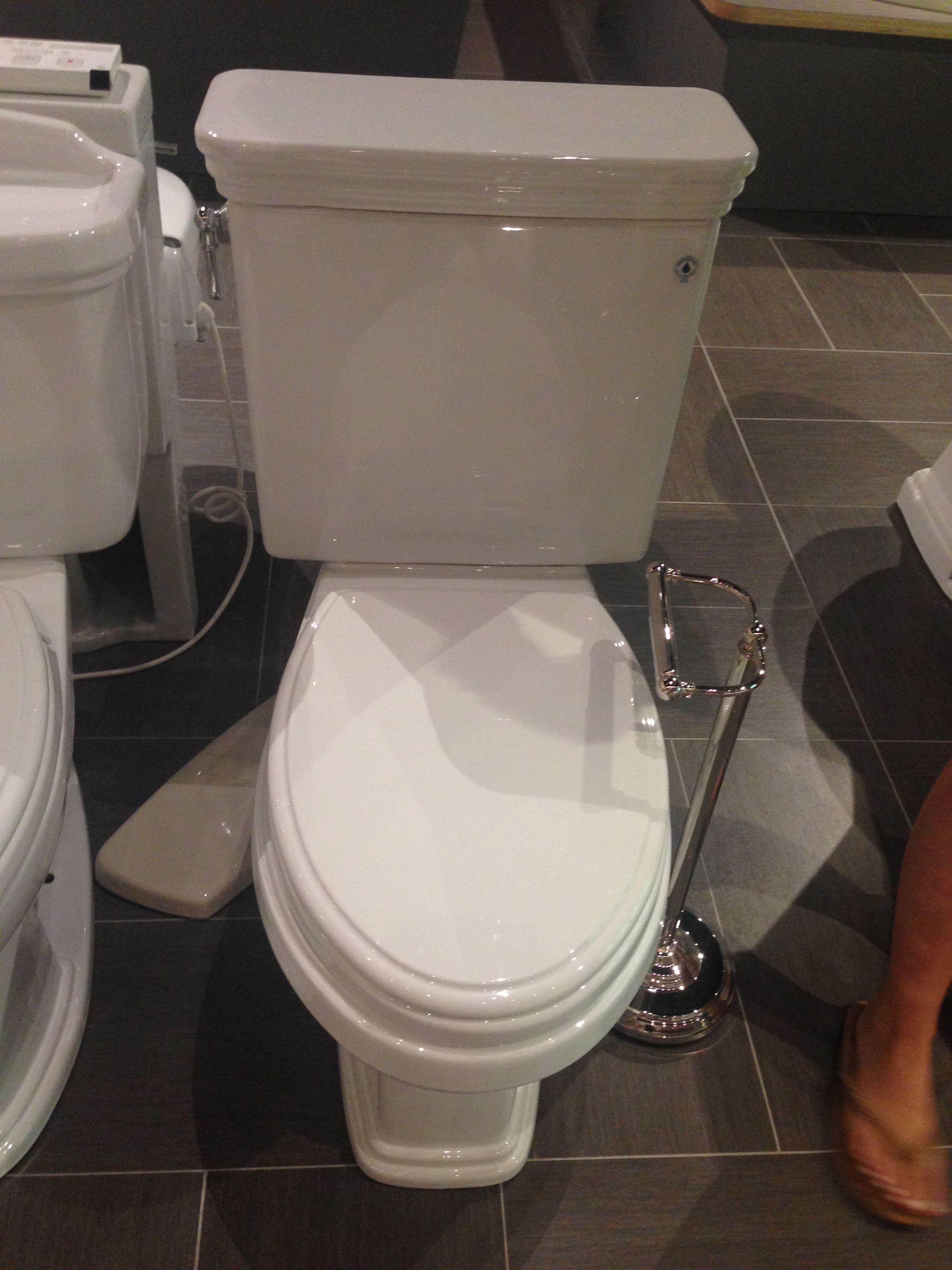 Toto toilet for girls/master. Higher back. | plumbing | Pinterest ...