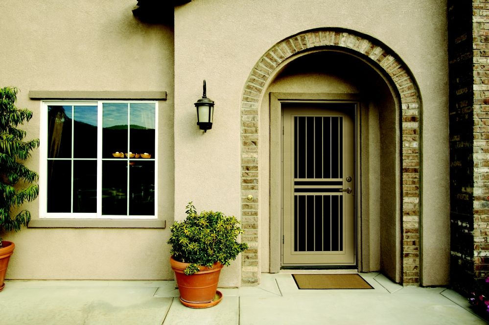 SECURITY SCREEN DOORS AND WINDOWS | Security screen door ...