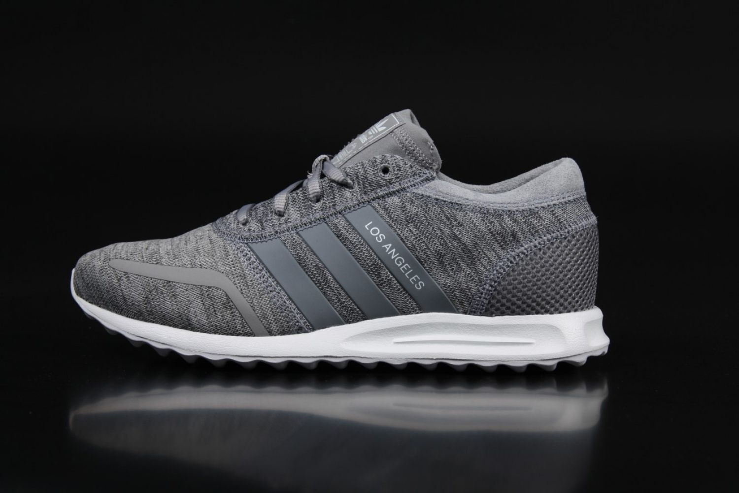 Adidas - Adidas Los Angeles W Light Granite Grey FTwr White sneakers -  Fahrenheitstore