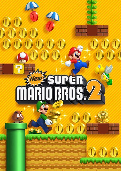 New Super Mario Bros 2 Intellectual Stimulation Super Mario