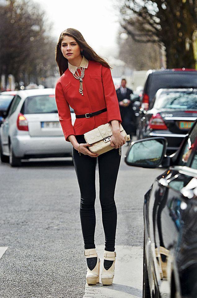 Blogueras de moda  una imagen vale más que mil palabras  f4855f2f630