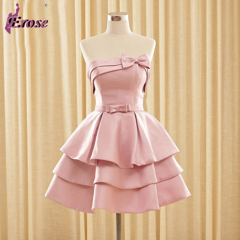 >> Click to Buy << Ball Gown Sleeveless Bridesmaid Dress Bow Sashes Bridesmaid gown Charming New Style #Affiliate