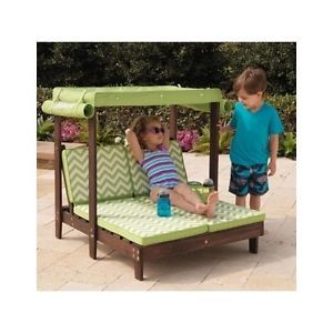 Photo of Chaise Lounger Outdoor Patio Yard Set Pool Home Furniture Kids Deck Sofa Seat