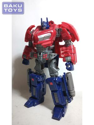 Transformers Generations WFC Cybertronian Optimus Prime loose