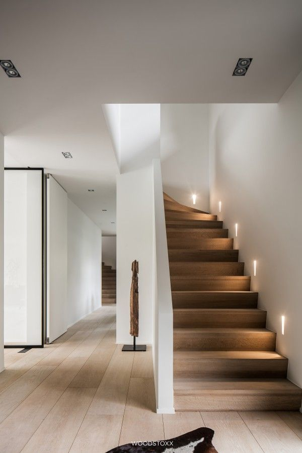 Parket_Artisan_Chloré | Strakke moderne hal, verl... - #Hal #interieure #Moderne #ParketArtisanChloré #strakke #verl #hallwaydecorations