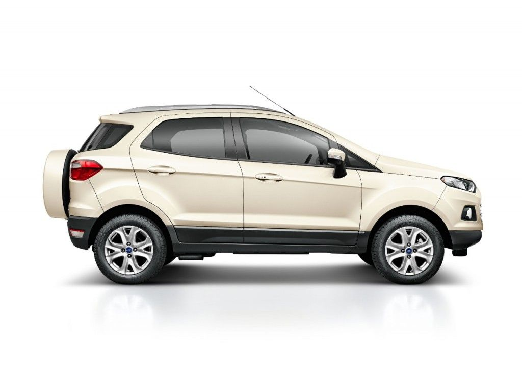 2015 Ford Ecosport With New Colors Launched In Brazil Auto Carros