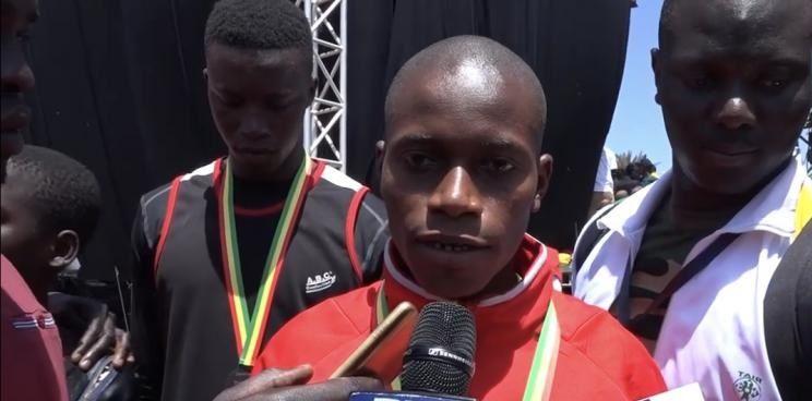 Christian Manga Remporte Le 25e Semi Marathon De Somone Wiwsport Com Senegal Wiwsport Semi Marathon Marathon Athletisme