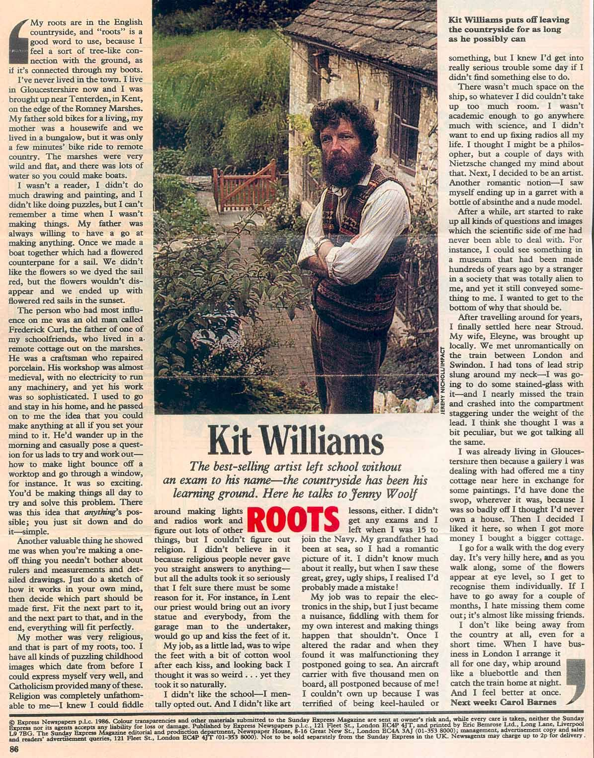 About Kit Williams http://bunnyears.net/kitwilliams/about-kit-williams/