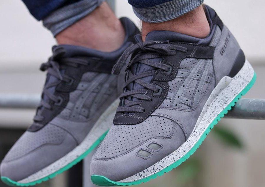 ASICS Gel Lyte iii Evo | Zapatos, Zapatos hombre deportivos